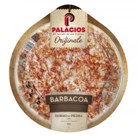 Palacios pizza barbacoa originale de 400g.