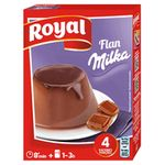 Royal flan chocolate de 115g.