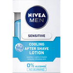 Nivea after shave locion sensitive cool sin alcohol de 10cl. en bote