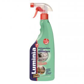 Luminia multiusos con amoniaco de 75cl.