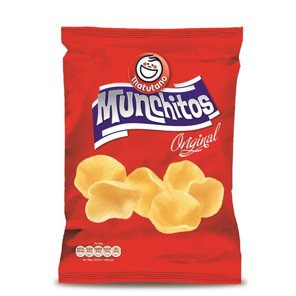 Munchitos munchitos snack patata de 70g. en bolsa