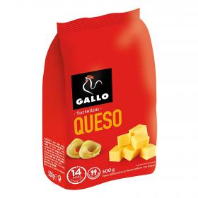 Gallo tortellini con queso de 500g.
