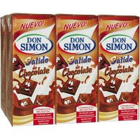 Don Simon batido chocolate de 20cl. por 6 unidades