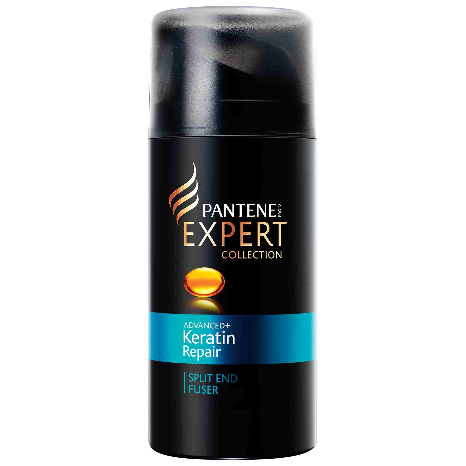 Pantene expert collection advanced keratin repair reparador puntas abiertas de 10cl. en bote