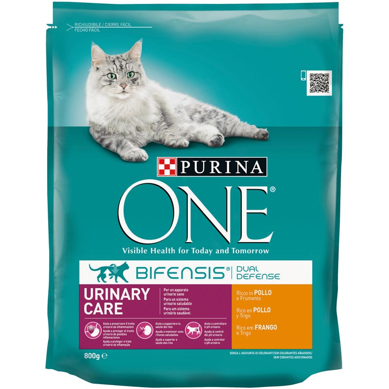 Purina One control tracto urinario purina one de 800g. en caja
