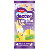 Palitos cheestrings de queso