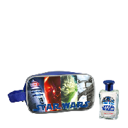 Neceser con colonia star wars de 50ml.