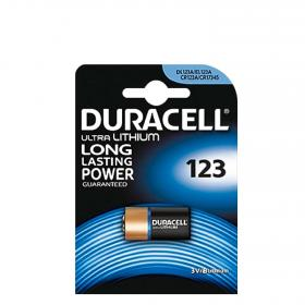 Duracell pila 123 ultra m3 litio 1 ud