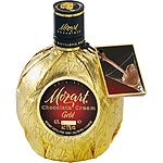 Mozart licor chocolate cream gold de 70cl. en botella