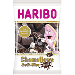Haribo chamallows soft kiss nubes chocolate de 175g. en bolsa