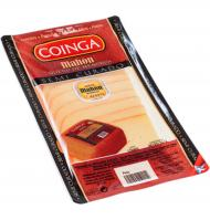 Coinga queso mahon semi loncheado de 150g.