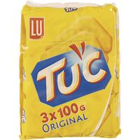 Lu galletas cracker tuc de 100g.