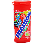 Mentos chicles frutas pocket de 30g.