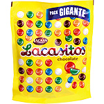 Lacasitos grageas chocolate pack ahorro de 325g. en bolsa