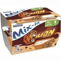 Nestlé yogurmix in lion 115 por 2 unidades