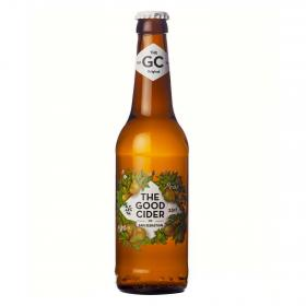 San Sebastian sidra pear the good cider de 33cl.