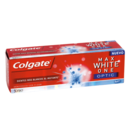 Colgate maxwhite pasta dentifrica one optic tubo de 75ml.