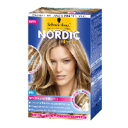 Mechas radiantes rubias m1 ultra nordic colors