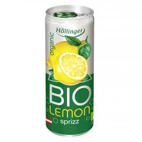 Hollinger refresco limon bio de 25cl.