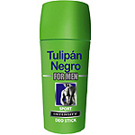 Tulipán Negro desodorante for men intensity en stick envase de 75ml.