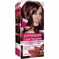 Garnier color sensation tinte espresso nº 5 15 coloracion permanente intensa pincel gratis en caja