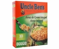 Uncle Bens arroz grano largo integral uncle ben`s de 500g.
