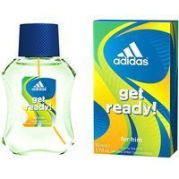 Adidas get ready eau toilette natural masculina de 50ml. en spray