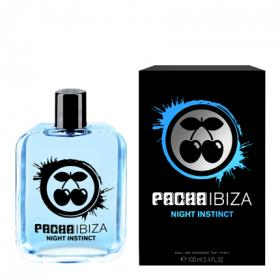 Pacha eau toilette night instinct vaporizador de 10cl.