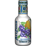 Arizona refresco te blanco con arandanos envase de 50cl.