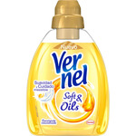 Vernel suavizante concentrado gold soft & oils de 75cl. en botella