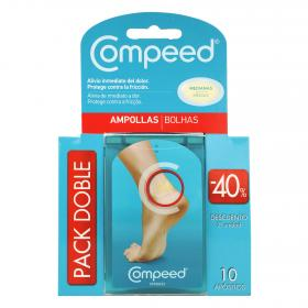 Compeed apositos ampollas medianas por 5 unidades