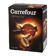 Carrefour cafe soluble natural de 25g. por 2 unidades