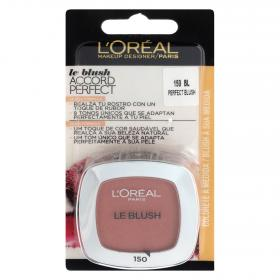 Loreal colorete accord perfect le blush nº150 rose sucre