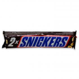 Snickers chocolatina single king size de 80g.