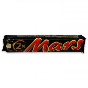 Mars chocolatina single king size de 70g.