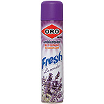 Oro ambientador fresh lavanda de 40,5cl. en spray