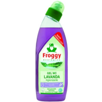 Froggy desinfectante wc gel lavanda ecologico de 75cl. en botella