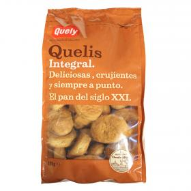 Quely galletas inca integrales de 400g.