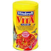 Vitakraft men㺠peces tropicales de 25cl. en bote