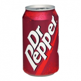 Dr Pepper refresco dr. pepper de 35,5cl.
