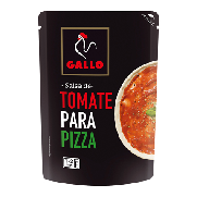 Gallo salsa tomate pizza de 100g.