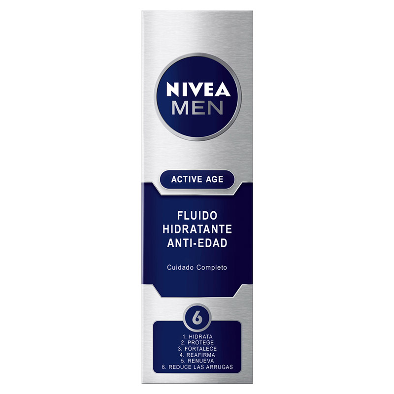 Nivea Men hombre active age dia de 50ml.