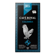 Royal capsulas cafe original colombia por 10 unidades