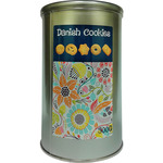 Kelsen galletas danish cookies de 300g. en lata