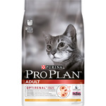Purina Pro Plan adult optirenal alimento gato adulto especial favorecer salud renal con pollo envase de 3kg.