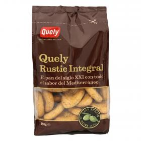 Quely galletas inca rustic integral de 350g.