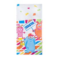 Papermon mantel desechable papel decorado monstruos