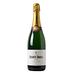Escofet cava brut nature de 75cl.