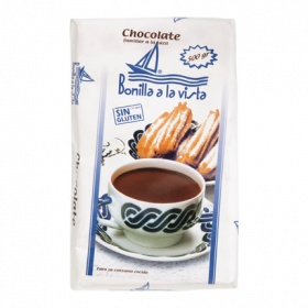 Bonilla chocolate taza tableta de 500g.