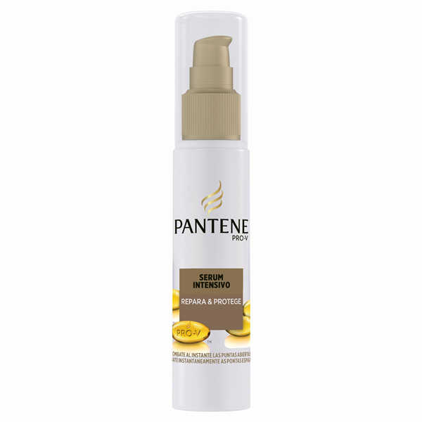 Pantene pro v serum intensivo repara & protege cabello normal grueso de 75ml. en spray